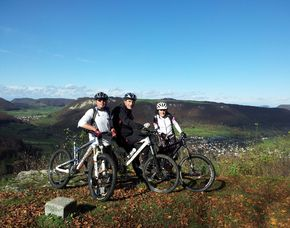 Mountainbike-Kurs Bad Überking...