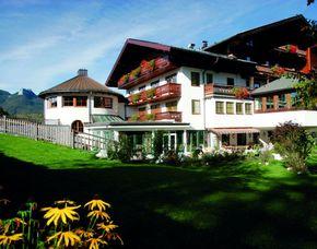 2x2 Übernachtungen inkl. Erlebnis - Hotel Bergrose - Strobl am Wolfgangsee Hotel Bergrose -  Whirl-Massage, Infrarotkabine