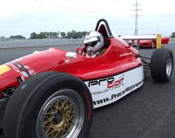Formel-Extrakurs - Slovakiaring Slovakiaring - 2 Turns - 35-50 Km pro Turn - Formel König Rennwagen