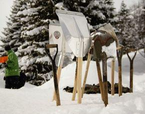 Winter-Iglu-Wochenende Iglu Wochenende inkl. Schneeschuhtour - 2 Tage