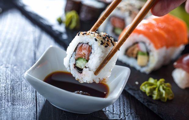 Kochkurs Wiesbaden Sushi