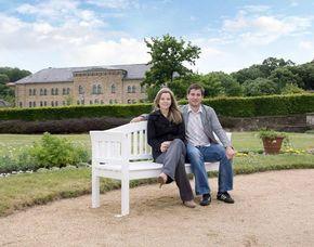 Kuschelwochenende - 1 ÜN Schlosshotel Blankenburg - 4-Gänge-Menü