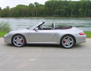 Porsche selber fahren - Porsche 911 Cabrio - 3 Stunden ohne Instruktor Porsche 911 Cabrio - 3 Stunden ohne Instruktor