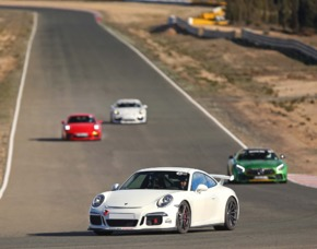 Porsche GT3 Clubsport Renntaxi - Meppen Porsche GT3 Clubsport – 6 Runden - Meppen