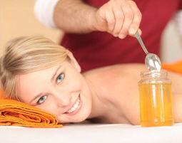 Harzer Waldhonig-Massage Harzer Waldhonig-Massage