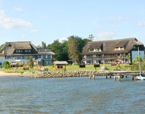 Kurzurlaub GreenLine Hotel & Ferienanlage Haffhus