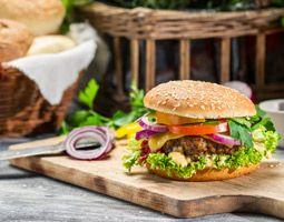 Burger Kurs Burger-Kurs, verschiedene Burger, inkl. Getränke