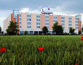 Kurzurlaub inkl. teilweise Leistungsgutschein - H+ Hotel Leipzig-Halle - Halle an der Saale H+ Hotel Leipzig-Halle