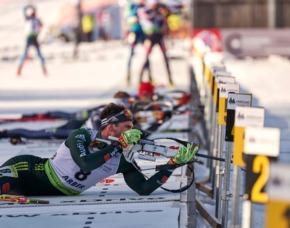 Biathlon in Bayerisch Eisenstein