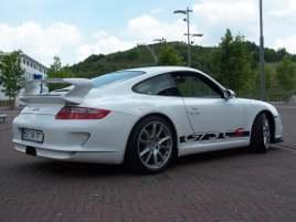 Porsche selber fahren - Porsche 997 GT3 - Knüllwald Porsche 997 GT3 - 60 Minuten mit Instruktor