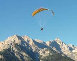 Gleitschirm-Tandemflug Schmittenhöhe Piesendorf bei Zell am See Schmittenhöhe - ca. 90 Minuten