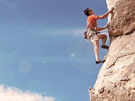 Kletterausrüstung Outdoor : Erlebnisgeschenk outdoor klettern ohlstadt