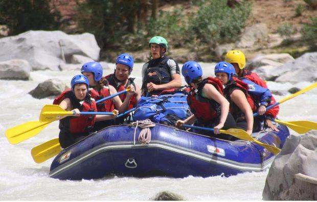 rafting-marrakesch-paddeln