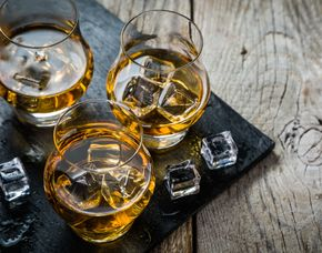 Die Welt der Whiskies   Berlin von 7 Sorten Whisky