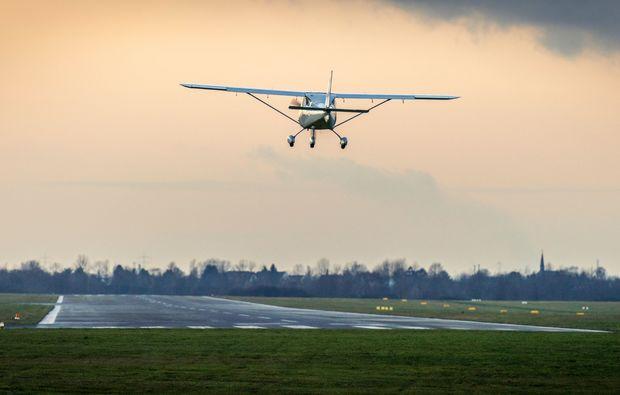 flugzeug-selber-fliegen-langenhagen-abheben