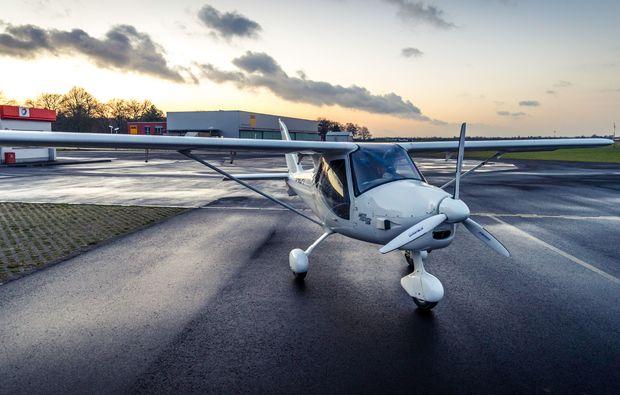 flugzeug-selber-fliegen-langenhagen-flug