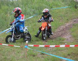 Elektro-Motocross Schnupperkurs für Kids Schnupperkurs für Kinder - mit Leihmotorrad - 60 Minuten
