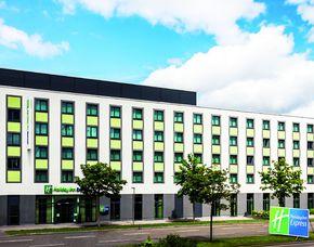 Kurzurlaub inkl. teilweise Leistungsgutschein - Holiday Inn Express Augsburg - Augsburg Holiday Inn Express Augsburg