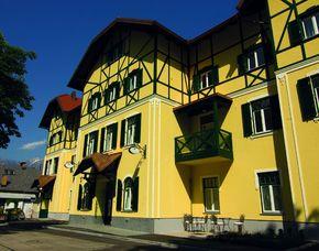 Kurzurlaub inkl. 120 Euro Leistungsgutschein - Hotel Triglav Bled - Bled Hotel Triglav Bled