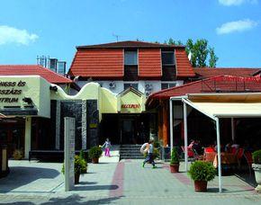 2x2 Übernachtungen - Park Hotel Ambrózia - Hajdúszoboszló Park Hotel Ambrûzia