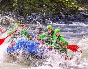 Aktivurlaub im Wasser Haiming