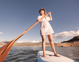 Stand Up paddling - Schnupperkurs - Zingst Ostsee, Schnupperkurs - ca. 3 Stunden