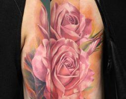 tattoo-dresden-rose
