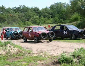 Stock Car Rennen 30 Minuten Stock Car Rennen - 2 Stunden