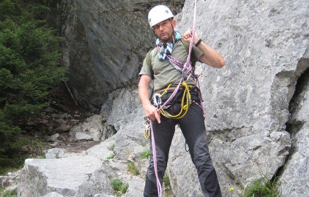 outdoor-klettern-mittenwald-sicherungsleine