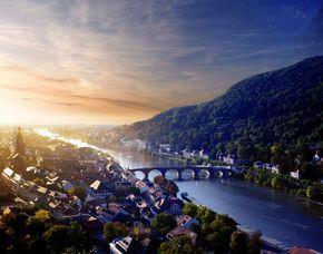 Städtetrips Hotel Leo - Heidelberg-Card, Dinner