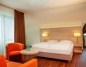 Kuschelwochenende - Aalen H+ Hotel Limes Thermen Aalen – 3-Gänge-Menü