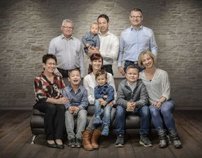 Familien-Fotoshooting inkl. 3 Prints & 3 Bilder digital, ca. 1,5 Stunden