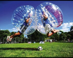 Bubble Football Manching