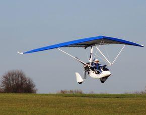Trike-Rundflug - 60 Minuten 60 Minuten