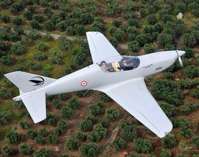 Flugzeug selber fliegen - Kampfflugzeug-Erlebnis - 60 Minuten Kampfflugzeug-Erlebnis - 60 Minuten
