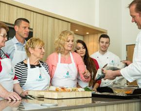 Fisch-Kochkurs Bremerhaven