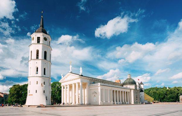 erlebnisreise-vilnius-kathedralenplatz