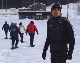 Schneeschuh Wanderung Schmiedefeld Wanderung - ca. 1,5 Stunden
