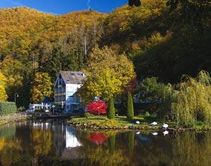 Kurzurlaub Hotel am Schwanenweiher