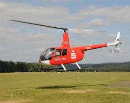 Hubschrauber Rundflug Gießen 20 Minuten