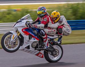 Motorrad-Renntaxi - BMW S1000 RR - 2 Runden BMW S1000 RR - 2 Runden - EuroSpeedway Lausitz