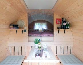 Kurzurlaub im Campingfass - Bleckede im Campingfass