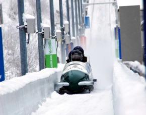 Bobfahren Winterberg