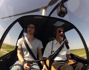 Heli Selber Fliegen - Kilb 20 Minuten