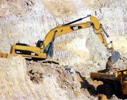Bagger Fahren Knüllwald 30- Tonnen Kettenbagger (CAT 325 D LN) - 60 Minuten