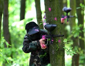 Paintball   Leese 500 Paints - Outdoor