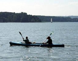 Kanu-Wochenende - Märkisches Seenland, inkl. 2 Übernachtungen & Verpflegung - 3 Tage Märkisches Seenland, inkl. Verpflegung