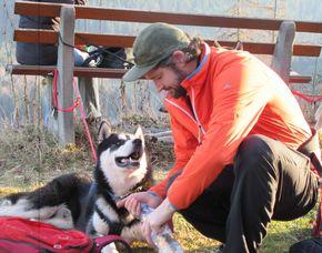 Husky-Trekking Ca. 3,5 Stunden