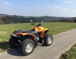 Quad Tour Kürten-Herweg Quad-Tour Rheinisch-Bergischer-Kreis - 4 Stunden