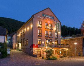 Zauberhafte Unterkünfte für Zwei Hotel Goldenes Fass